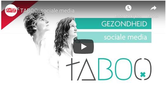 Taboo: Sociale media en taalgebruik