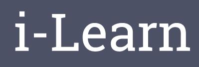 i-Learn: Personalisatie in BaO en SO