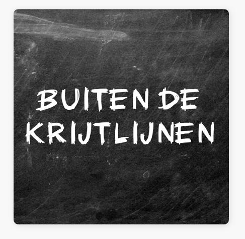 Buiten De Krijtlijnen - Live podcast met Kristel Van Hoyweghen en Wim Van den Broeck