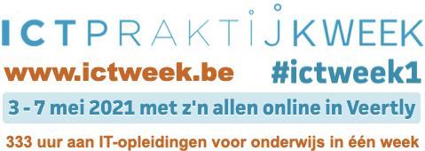 Online ICT-praktijkweek van 3 tot 7 mei: Aanbod voor technische ICT-coördinatoren