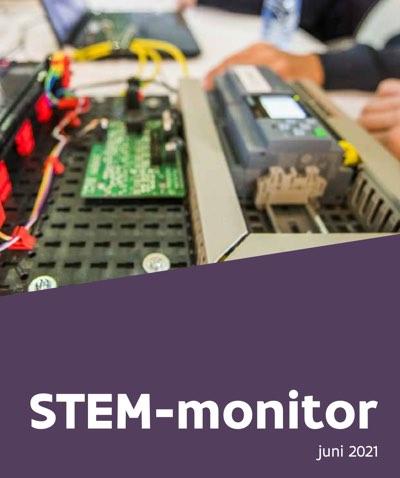 Inzicht in STEM-evoluties met de STEM-monitor 2021