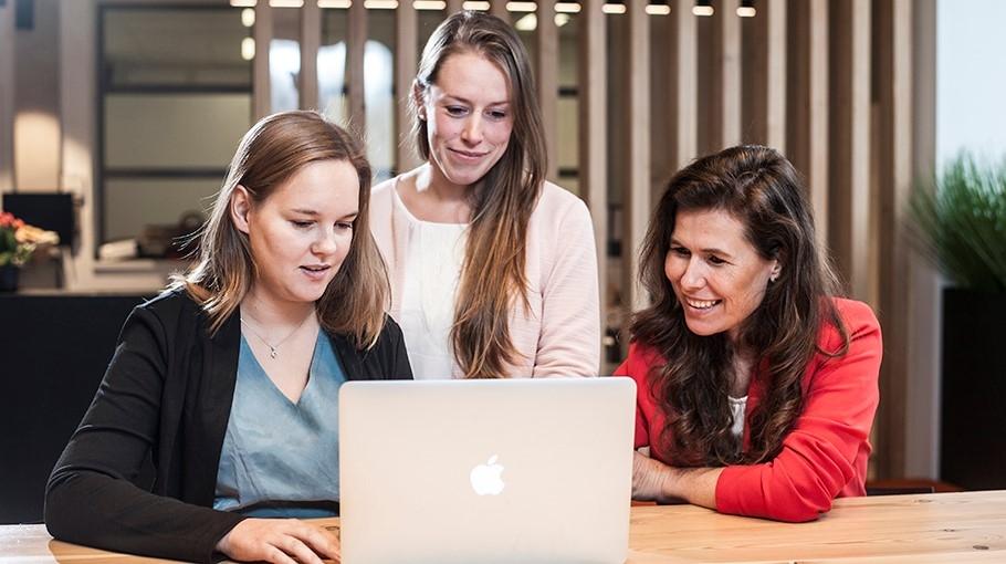 Virtuele school houdt leerlingen bij de les